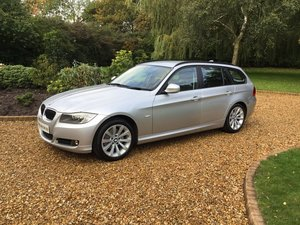 2010 BMW 318se Business Edition Touring