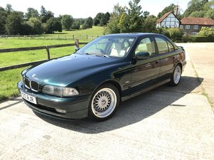 1998 ABSOLUTELY STUNNING BMW 540i INDIVIDUAL ALPINA  For Sale