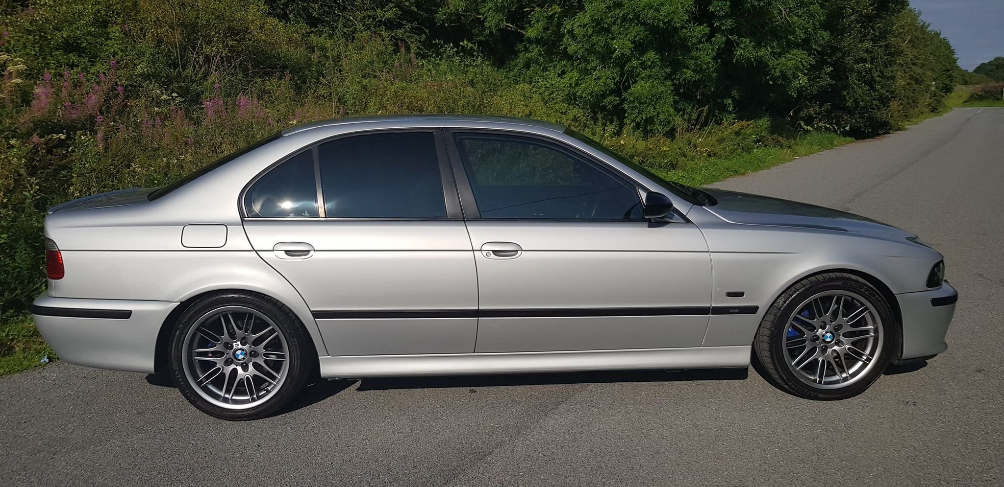 2001 Bmw 530i m-sport auto immaculate For Sale (picture 2 of 6)