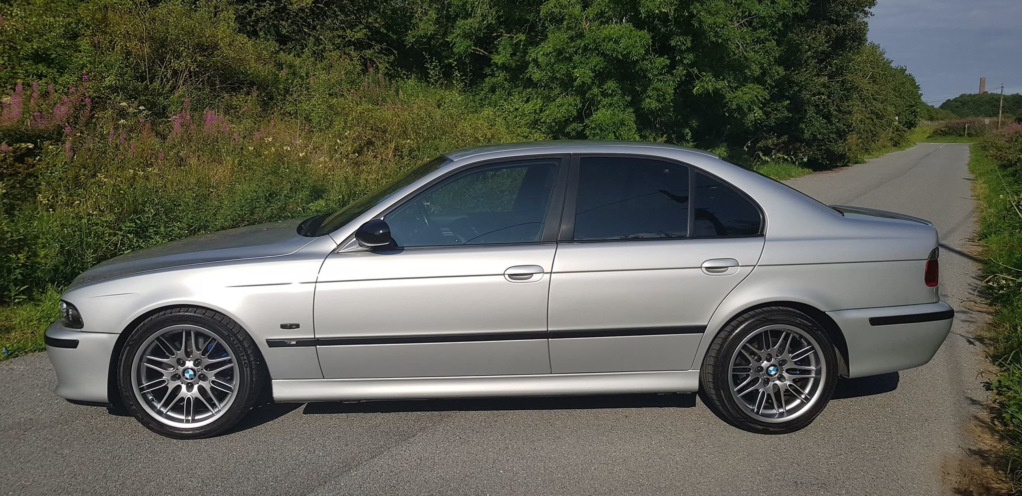 2001 Bmw 530i m-sport auto immaculate For Sale (picture 3 of 6)