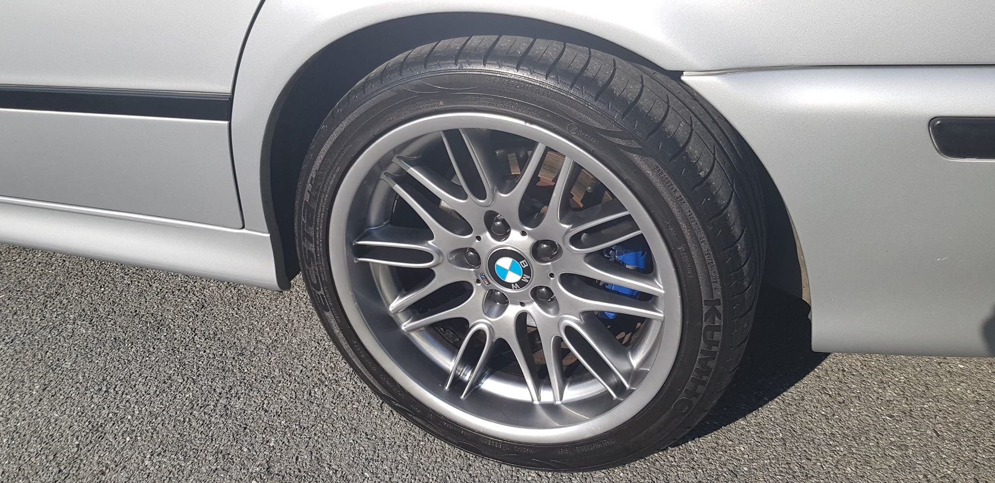 2001 Bmw 530i m-sport auto immaculate For Sale (picture 6 of 6)