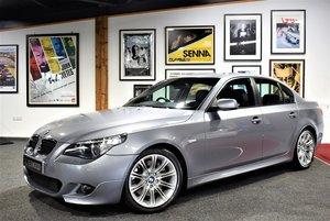 2005 BMW 535d M Sport     Very low miles, FSH, Lower tax