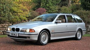 1999 Bmw 528 se touring 55000 miles - full bmwdsh For Sale