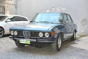1972 BMW 3.0 S CONSERVATA!!!