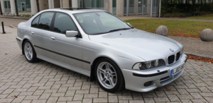 2002 M-sport auto e39 1 lady owner 120k full bmw hstory