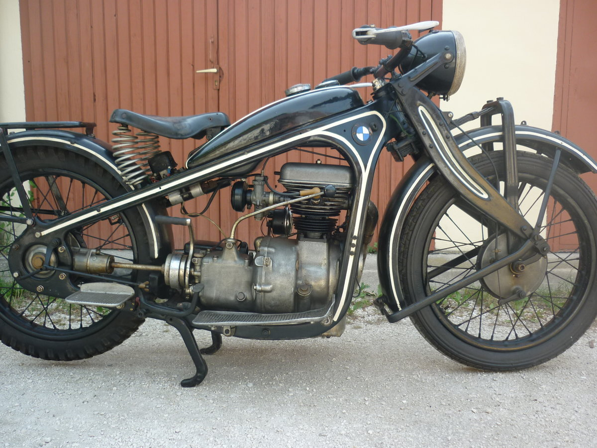 1936 BMW R2 with original numbers - serie5 For Sale (picture 1 of 6)