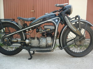 1936 BMW R2 with original numbers - serie5