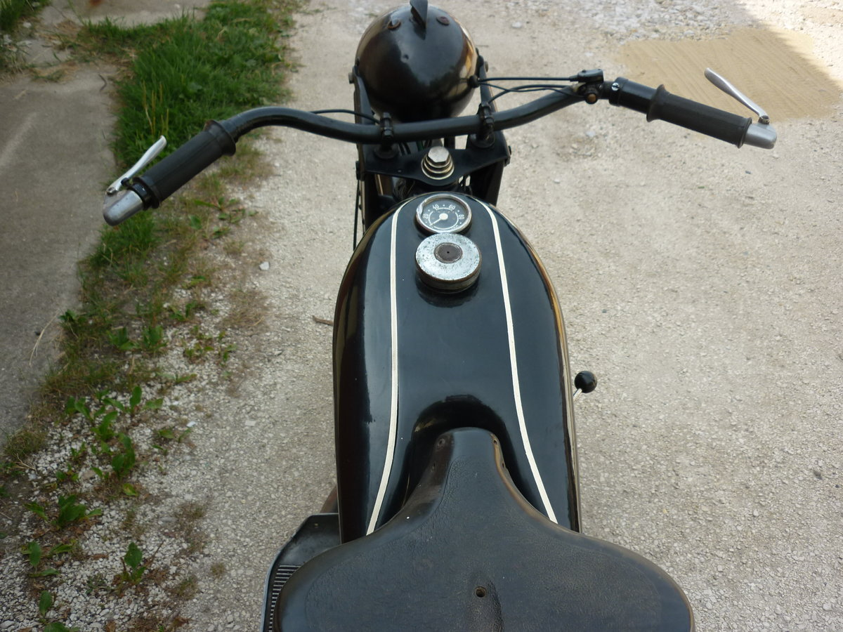 1936 BMW R2 with original numbers - serie5 For Sale (picture 5 of 6)