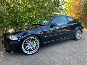 2003  BMW M3 3.2 Coupe 338 BHP 6 Speed Manual (CSL Exxtras)