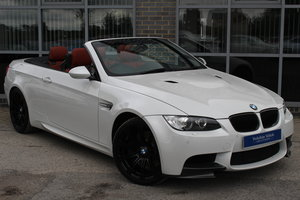 2012 62 BMW M3 4.0 V8 LIMITED EDITION 500 CONVERTIBLE DCT For Sale