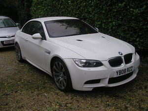 2008 BMW M3 4.0 V8 M DCT auto convertible For Sale