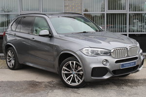 2018 65 BMW X5 XDRIVE40D M PORT AUTO