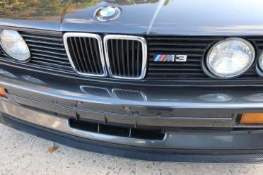1989 BMW M3 Coupe E30 clean Black(~)Red driver coming