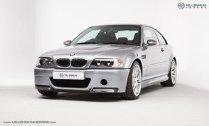 2003 BMW M3 CSL // FULL BMW SERVICE HISTORY // XENONS