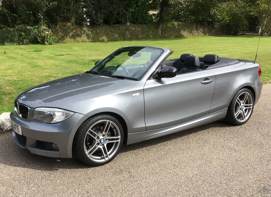 2012 BMW 125i Convertible Sport For Sale (picture 1 of 6)