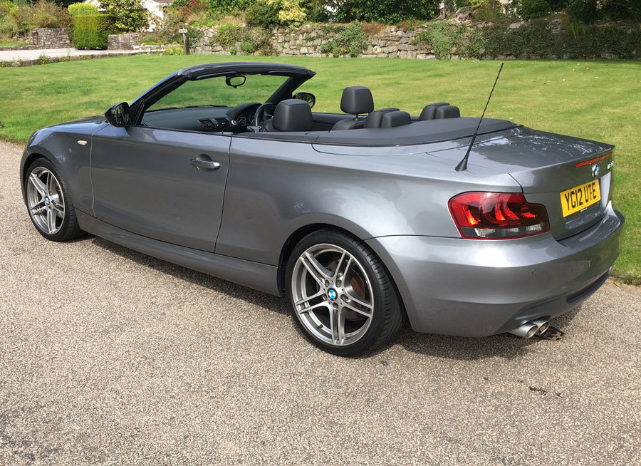 2012 BMW 125i Convertible Sport For Sale (picture 2 of 6)