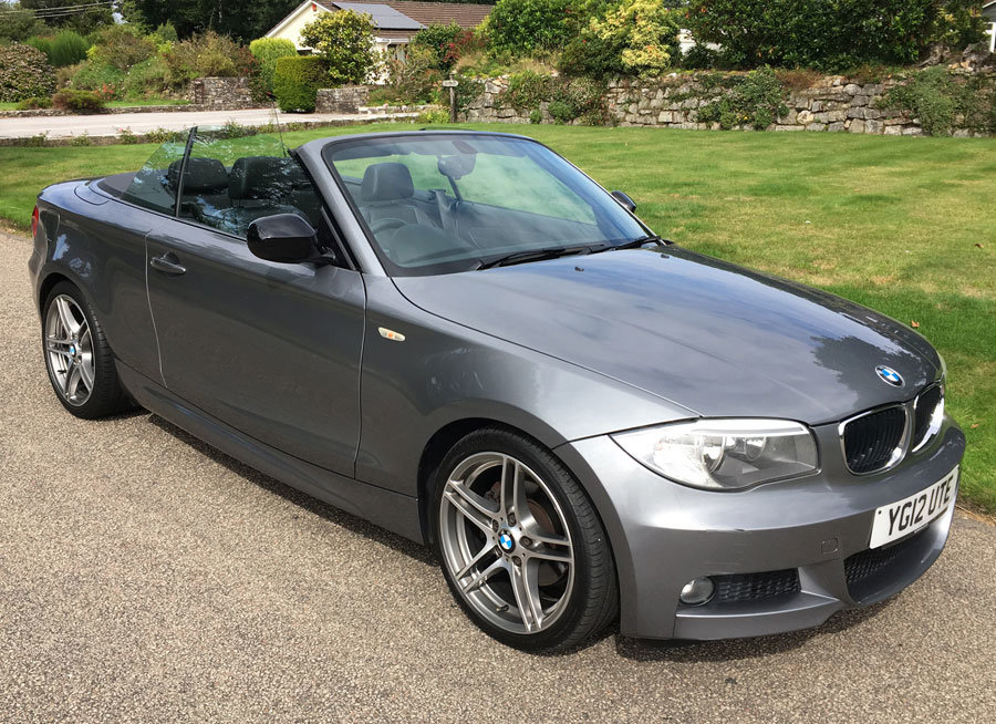 2012 BMW 125i Convertible Sport For Sale (picture 3 of 6)