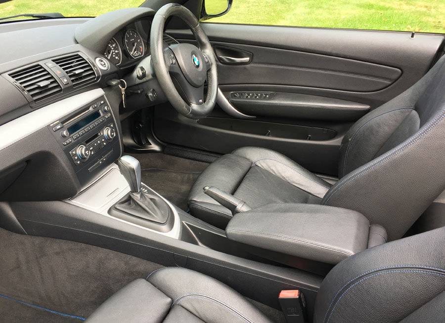 2012 BMW 125i Convertible Sport For Sale (picture 4 of 6)