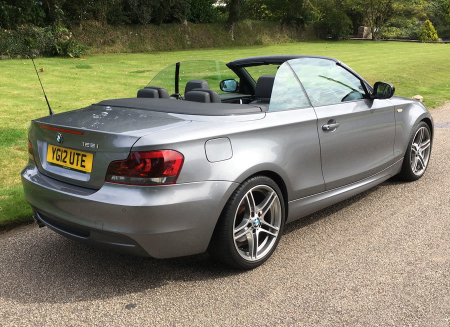 2012 BMW 125i Convertible Sport For Sale (picture 5 of 6)