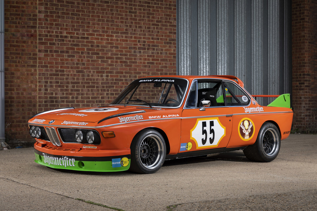 1969 BMW 3.0 CSL Batmobile For Sale (picture 1 of 12)