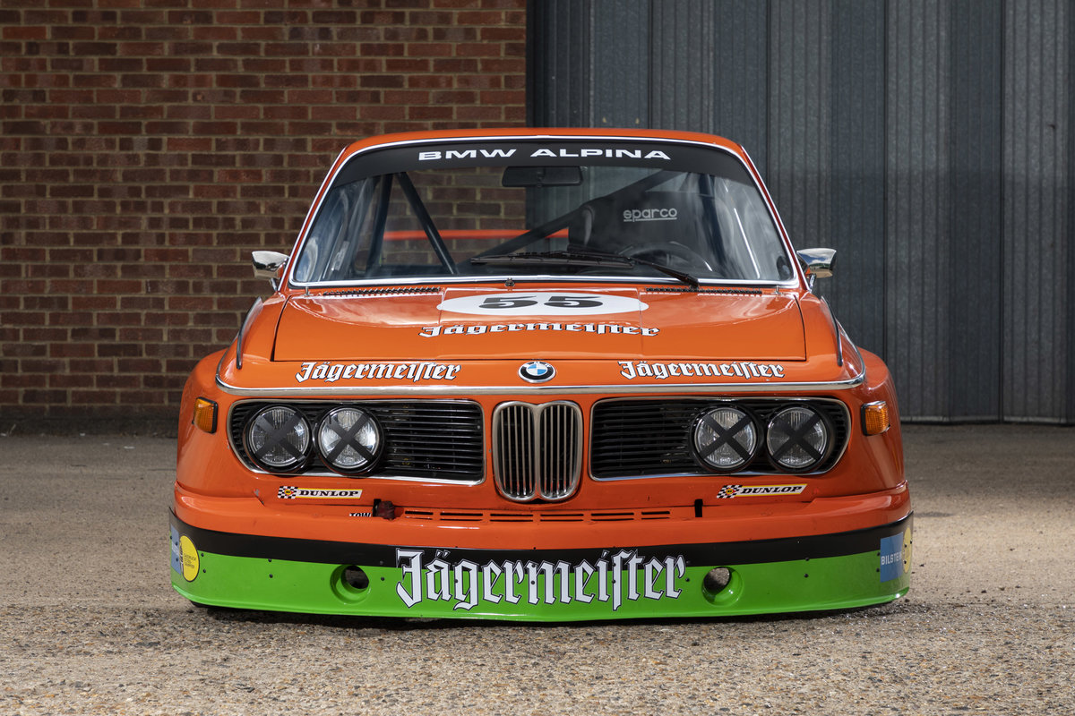 1969 BMW 3.0 CSL Batmobile For Sale (picture 5 of 12)