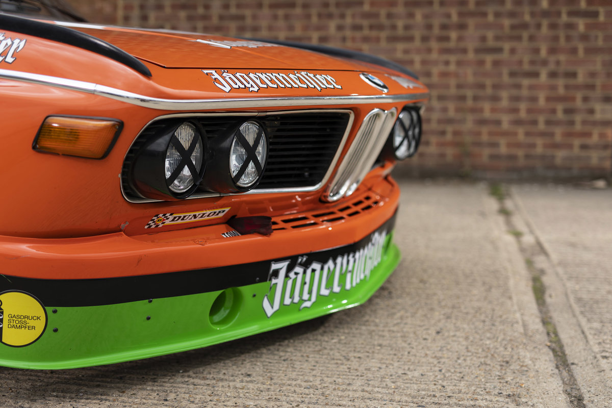 1969 BMW 3.0 CSL Batmobile For Sale (picture 10 of 12)