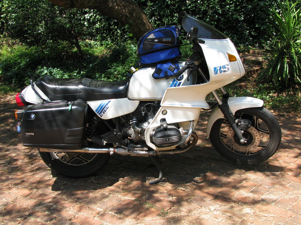 """1988 BMW R100RS ( R 100 RS ),""""mono-lever"""" For Sale (picture 1 of 1)"""