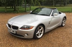 2004 Z4 - Barons Sandown Pk Saturday 26th October 2019