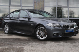 2015 15 BMW 5 SERIES 525D M SPORT AUTO  For Sale