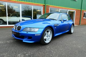 2000 BMW Z3M Coupe fully restored