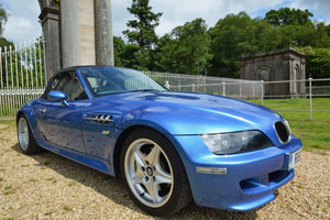 1998 Bmw Z3m Roadster For Sale