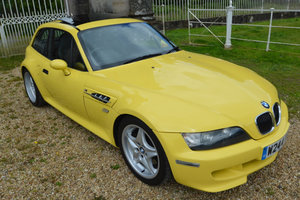 2000 Bmw Z3M Coupe - Dakar Yellow For Sale