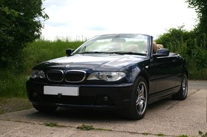 2004 Bmw 330 ci convertible 1 owner f.s.h For Sale