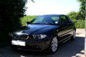2005 Bmw 325 ci coupe stunning f.s.h For Sale