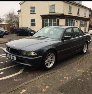 1999 BMW 728 I sport