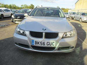 2006 BMW 3 ESTATE PETROL IT IS A  SUPER DRIVER MINT CONDITION SE For Sale