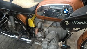 1972 BMW R75/5 barn find  SOLD