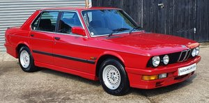 1988 ONLY 40k Miles - Stunning BMW E28 520i Lux - Low owners For Sale