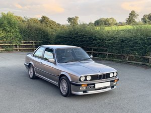 1987 BMW 325i E30 Sport M-Tech 1 (47k Miles) For Sale