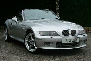 2001 BMW Z3 3.0i Auto