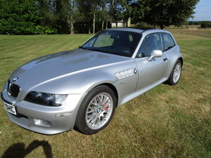 2001 BMW Z3 3.0I COUPE