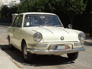 1964 BMW LS700 A Luxus, single owner since new, preserved