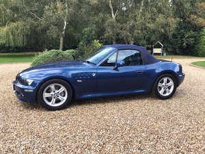 BMW Z3 1.9 Roadster 2001 X Reg For Sale