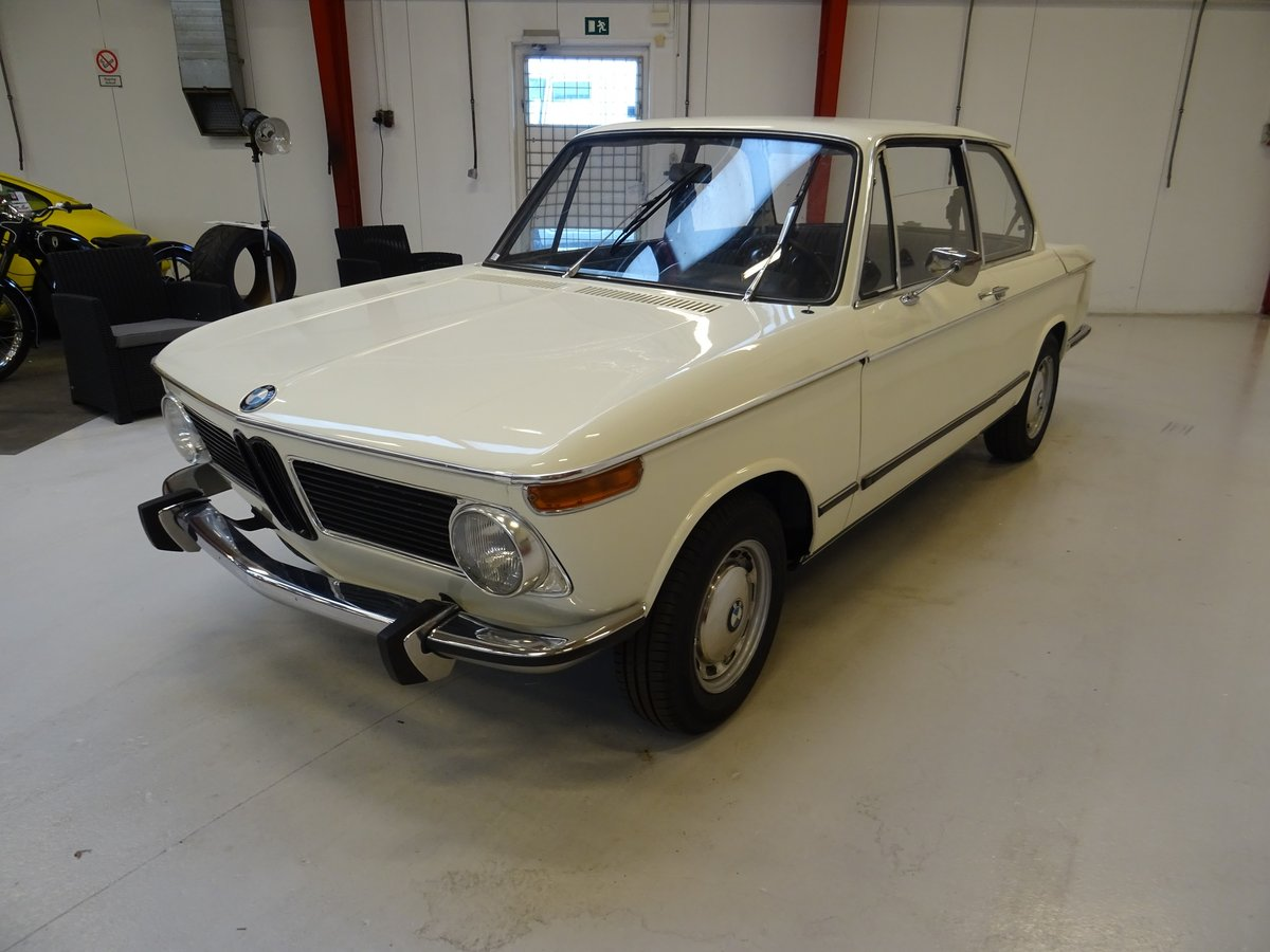 1972 BMW 2002 Tii – Matching numbers - Restoratored For Sale (picture 2 of 6)