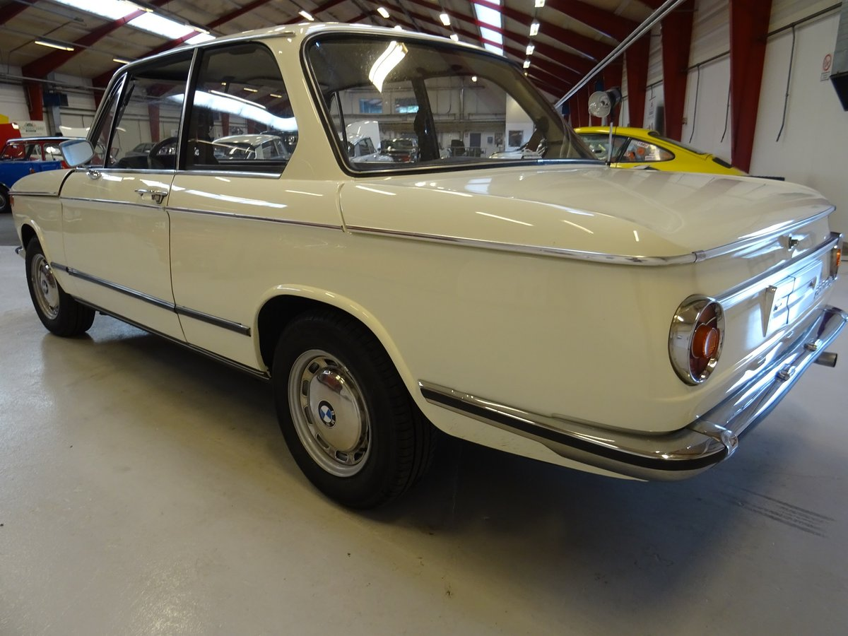 1972 BMW 2002 Tii – Matching numbers - Restoratored For Sale (picture 3 of 6)
