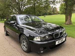 2000 M5 Owned for 18 YEARS!