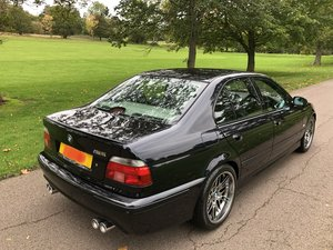 2000 M5 Owned for 18 YEARS! For Sale