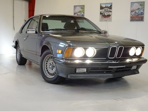 Picture of 1982  BMW 635CSi (E24)