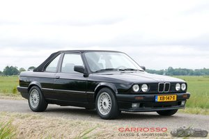 1988 BMW 316i Baur E30 TC2