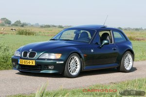 1999 BMW Z3 2.8 Coupé in good condition For Sale